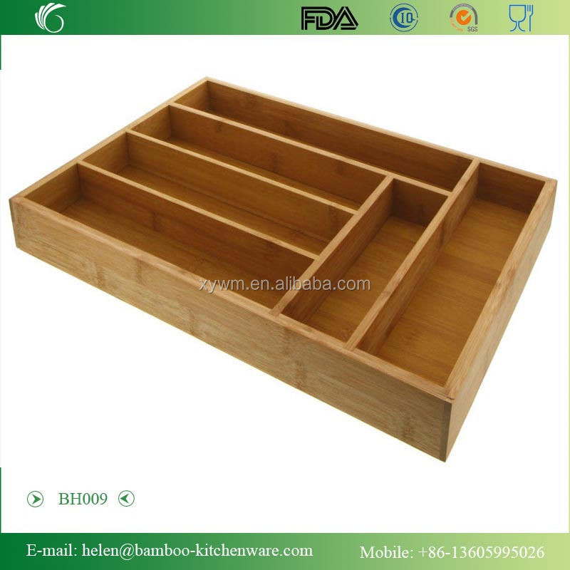BH009/Eco-friendly bamboo wooden kitchen cabinet kitchen small cutlery cabinet for kitchenware