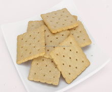 Wholesale square soda cracker biscuit manufacturer