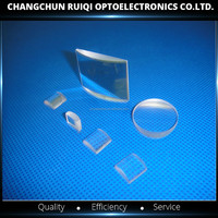 Optical Fused Silica Plano concave Cylindrical Lenses