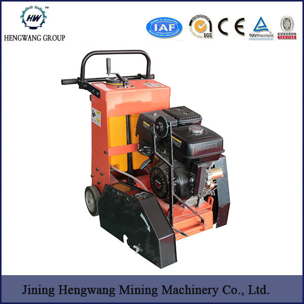 16 inch Walk Behind Saw Concrete Cutting Machine