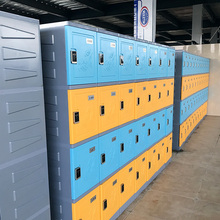 Factory direct kindergarten school locker high metal furniture extra wide single tier