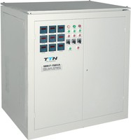 SBW-F AVR Compensating Independent type 3 phase automatic voltage regulator / servo voltage stabilizer price