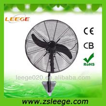 Copper Motor Metal Industrial metal blade Chinese Wall Fans