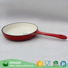 Wholesale New products cast iron hand carrying fry pan