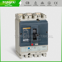 Good Quality NSX MCCB type 100A 225A 250A 400A to 1000A 3P 4P Moulded Case Circuit Breaker