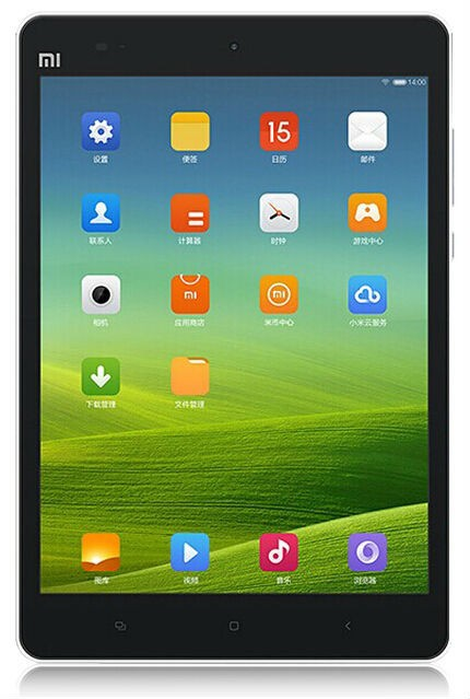 Original XIAOMI brand Android 4.4 quad core snapdragon Bluetooth 4.0 RAM 2GB ROM 16gb 64gb tablet pc
