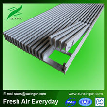 high quality ventilation galvanized iron metal floor grills