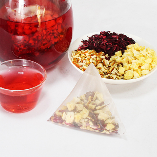 Herbal Loose weight hawthorn slice tangerine peel Roselle hawthorn tea