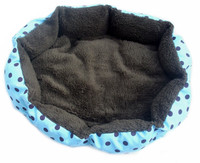 Polka Dot Dreams Pet Bed
