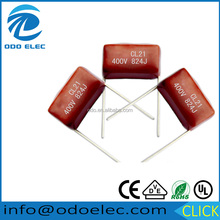 Surface Mount Package Type and Polyester Film Capacitor Type water cooling electric heat capacitor