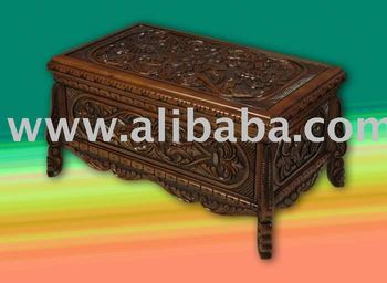 ottoman wooden stand