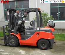 Gasoline LPG Forklift Truck 3 ton with Nissan engine