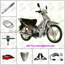 Repuestos de motos WAVE 110