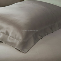 2015 hot sale luxury cheap silk pillowcase with high quality(20*26'')