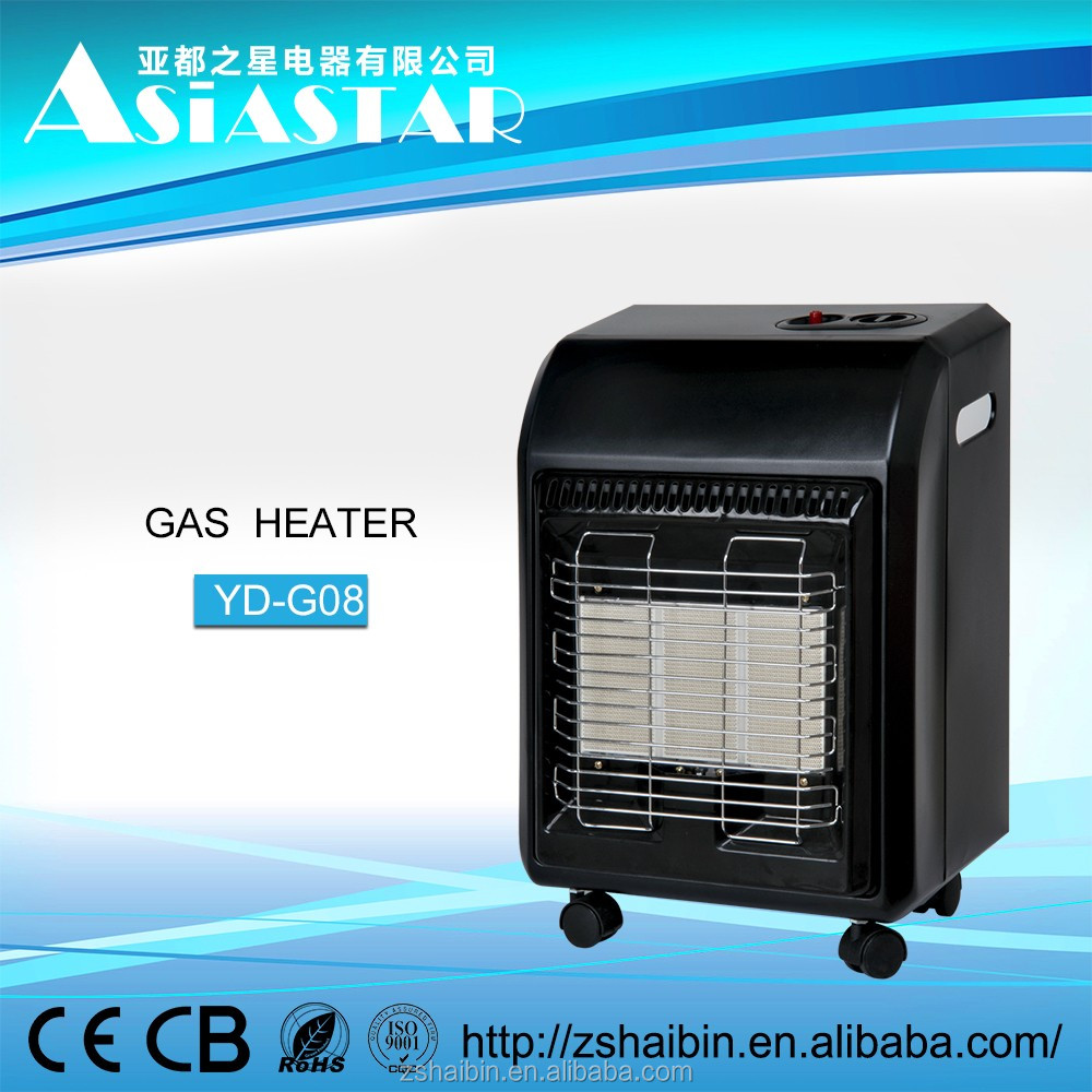 Mini portable lpg gas heater YD-<strong>G08</strong>, types gas heaters, cheap gas heater