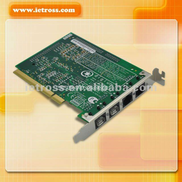 pci digital card TE210P, support RBS and PRI, driver Zaptel and Dahdi
