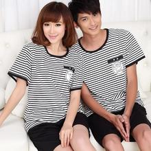 Wholesale Soft and Cheap Couples Pajamas for Summer