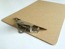 Office/coach/medical wood clipboard