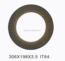 Excavator clutch friction plate with IT64 good quality