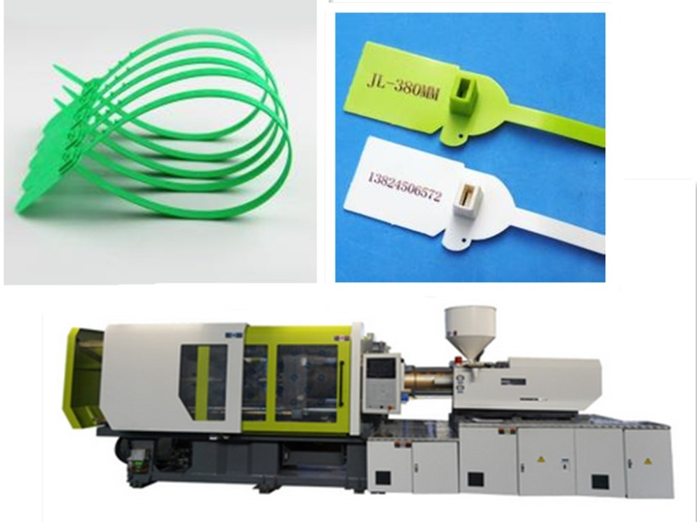 Plastic injection machine NHTX140 for nylon cable tie machine