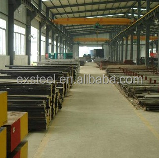 Hot rolled or forged D2 1.2379 Cold Work Steel