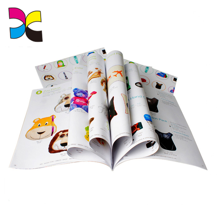 Fashion Shoes Product Promotional Catalogues Printing