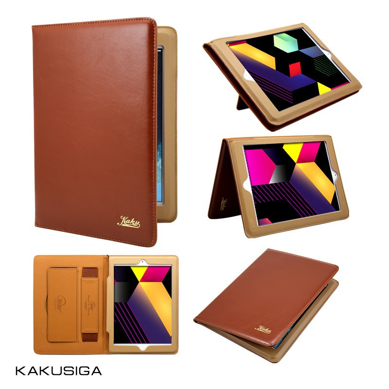 Unique design kids tablet case with handle