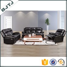 BJTJ cheap but elegant design modern leather sectional sofa 70317A