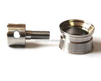 China manufacturer custom made Precision polishing stainless steel used auto car spare part