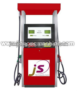 JS-C new design performance radio fuel station equipments