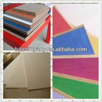 Good quality melamine/plain/uv mdf board