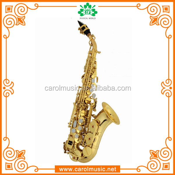 Professional Curved Soprano Saxophone