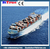 sea freight shipping cost from guangzhou china to canada