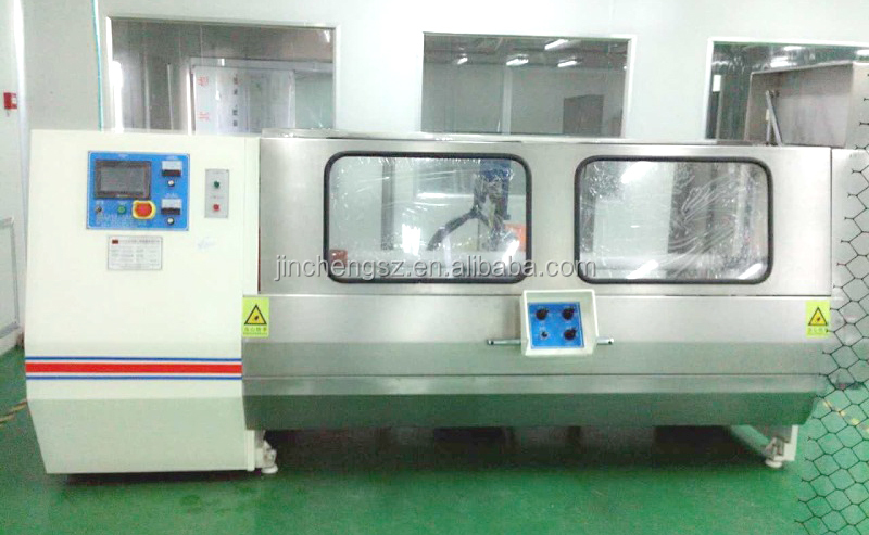 JC-C01A Automatic Paper log rolls cutting machine, paper roll cutting machine