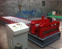 alibaba china best corrugated roof tile roll forming machine for sale