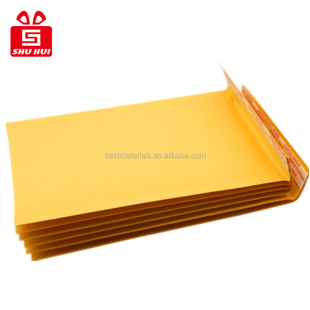 Top grade wholesale excellent quality shipping bubble package envelopes