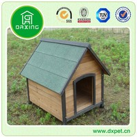 Wooden Dog Kennel Handmade