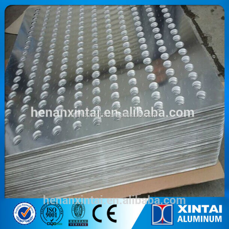 Free Sample Aluminium Perforated Metal Panel Mesh Sheet