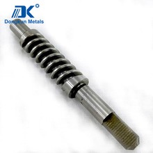 customized 304 stainless steel CNC machining shaft