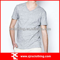 New Mens Promotional Plain 100% Cotton T-shirt Round Neck T-shirt blank white t shirt