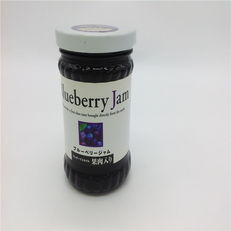 Hot selling good quality blackberry jam with good quality