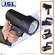 military/Army tactical led 10W 1100lm ABS housing model JG-9910 rechargeabl multifunctional portable hunting light for gun