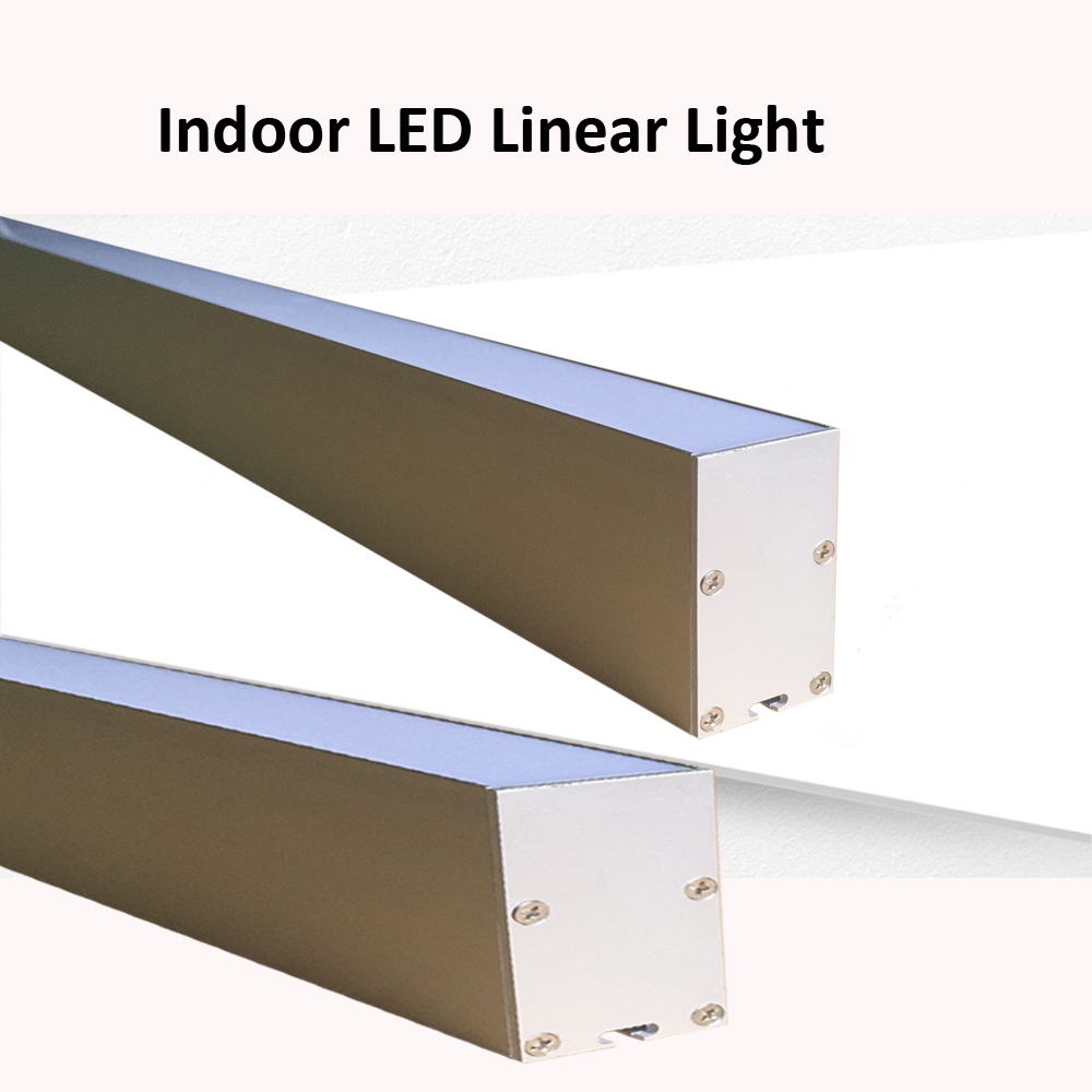 CE ROHS AC100-240V New LED Linear Linkable 15W 30W 45W 60W LED Batten Light