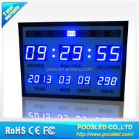 date&time led display countdown timer