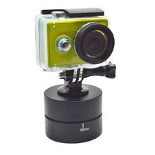 GoPros Stabilizer Tripod 360 Degrees 120min Panning Rotating Time Lapse Stabilizer Tripod for GoPros / Xiaoyi/ Sonys cameras