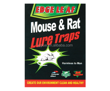 2018 Awesome Mouse Glue Traps Rodent capture glue