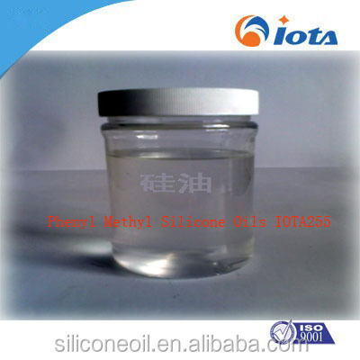 Phenyl Methyl Silicone Oil IOTA255 with Good oxidation and radiation resistance