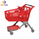 Retail Store Plastic Supermarket Shopping Cart for New Hypermarket