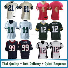 Sublimation football Jersey Cheap Custom Made American Football Jersey