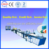 XPS foam board producing machine
